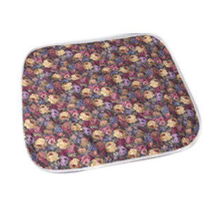 CareFor Deluxe Designer Print Reusable Chair Pad 18