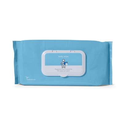 Baby Wipes, Sensitive, Fragrance Free